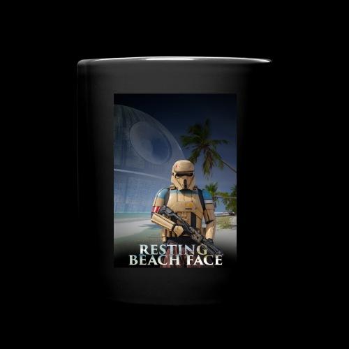 Eve Trooper - Tasse einfarbig