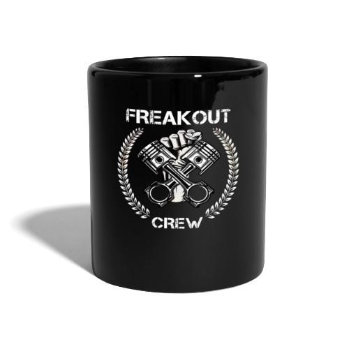 Freakout crew - Tasse einfarbig