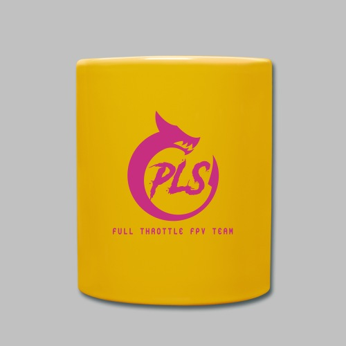 PLS logo light - Mug uni