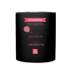 Uncinetto quotidiano - Tazza monocolore