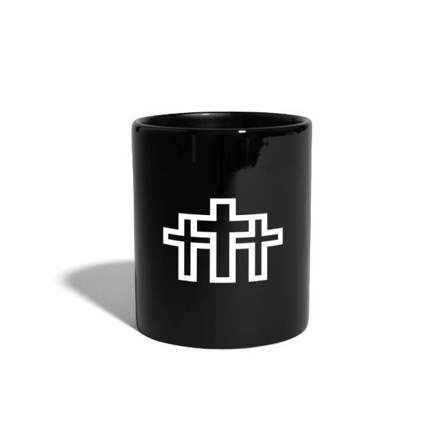 Jesus Kreuz Pixel Design