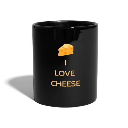 I Love CHESSE - Mug uni