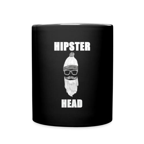 Hipster Head png - Tasse einfarbig