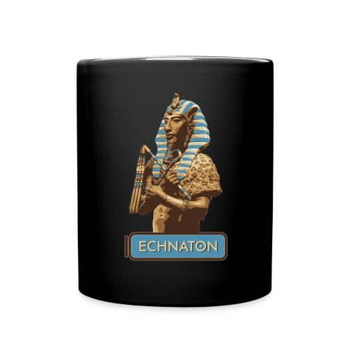 Echnaton – Sonnenkönig von Ägypten - Tasse einfarbig