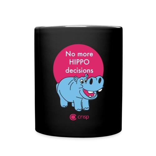 hippo - Enfärgad mugg
