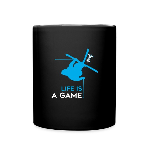 Life is a game - Mug uni