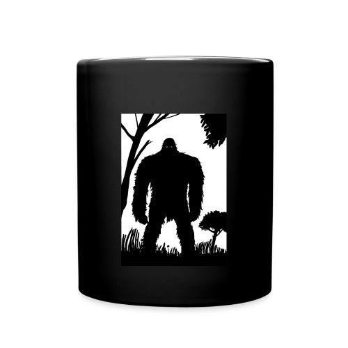 Mystery Hominid - Full Colour Mug