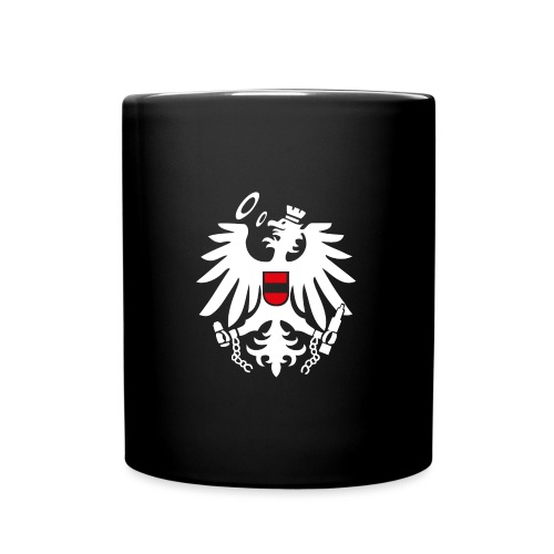 Logo odc V0 9 weiss gross png - Tasse einfarbig