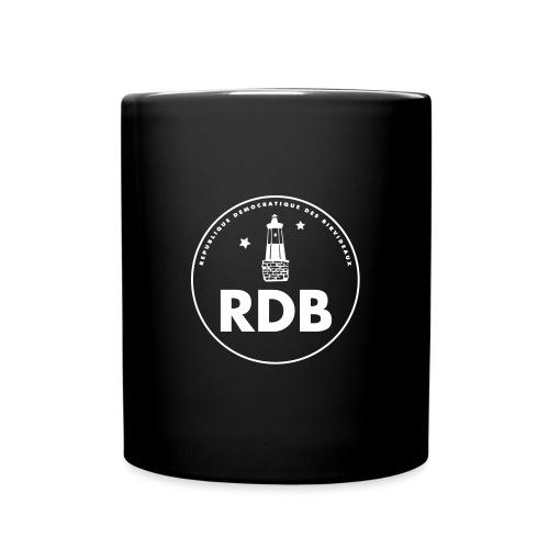 logo RDB - Mug uni