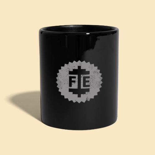 Ferrum Eisenhantel - Tasse einfarbig