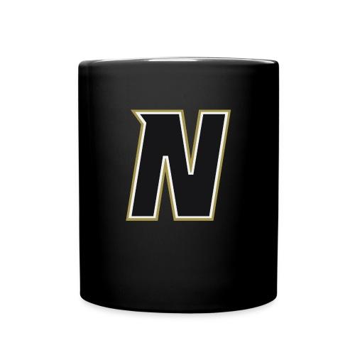 Nordic Steel Black N - Full Colour Mug