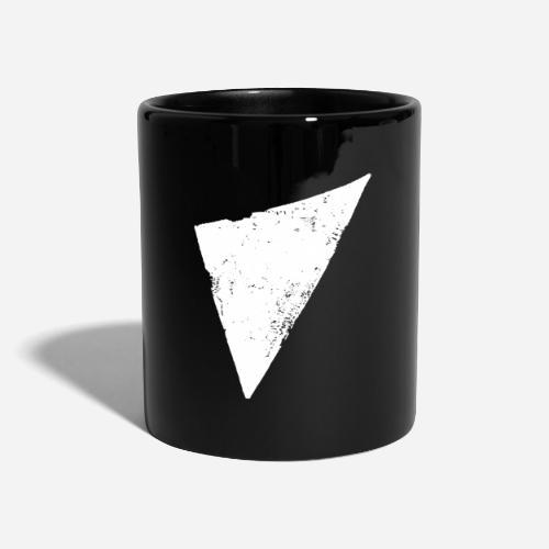 Dreieck | Polygon | Triangle - Tasse einfarbig