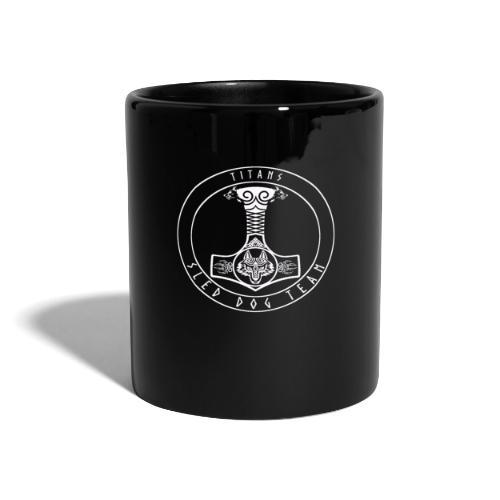 logo white - Full Colour Mug