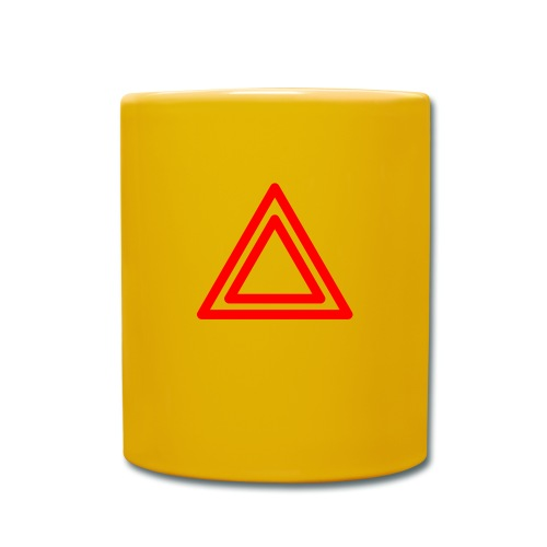 Warning - Full Colour Mug