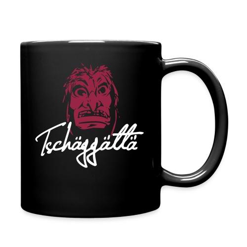 Tschaggatta logo red - Full Colour Mug