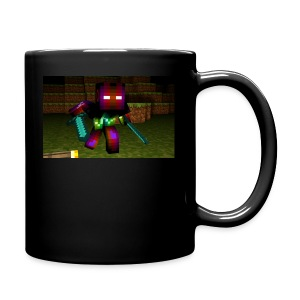 AwesomeSauce Minecraft 2 Swords - Full Colour Mug