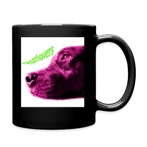 Rottlovers Rosa - Taza de un color