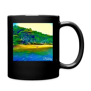 Tropical beach - Tazza monocolore