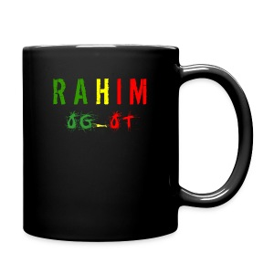 t-shirt design Rahim - Tasse en couleur