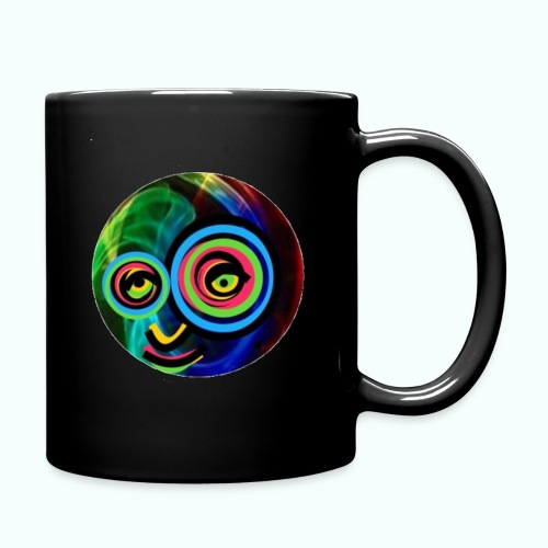 luzinger planet - Tasse einfarbig