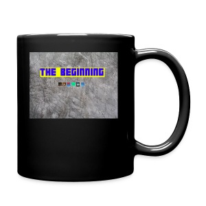 The Beginning - Full Colour Mug