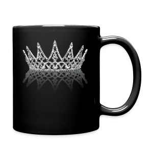 Queen Crown design - Full Colour Mug