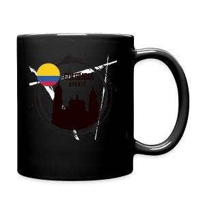 Bogota Kolumbien - Tasse einfarbig