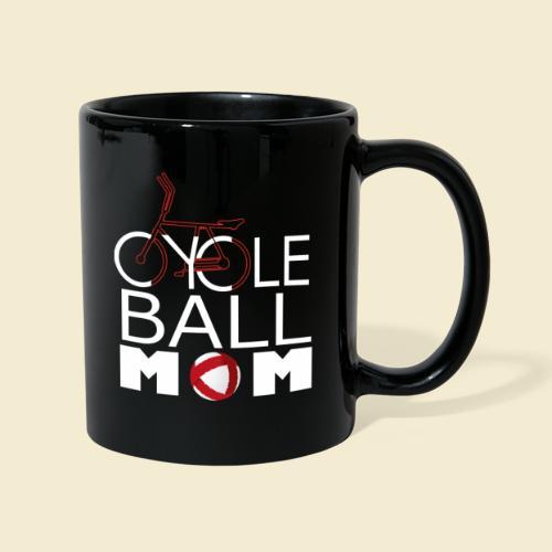 Radball | Cycle Ball Mom - Tasse einfarbig