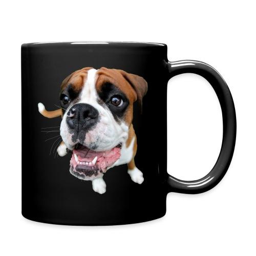 Boxer Rex dog - Full Colour Mug
