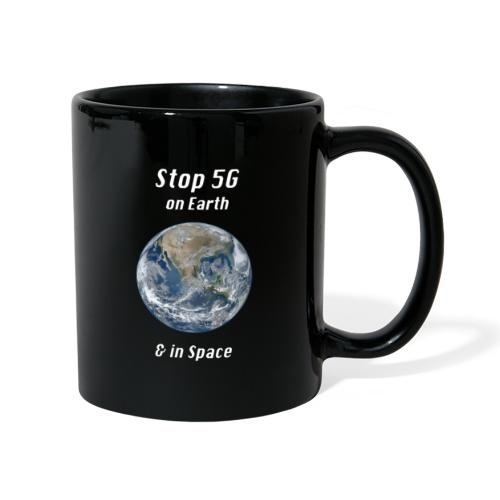 Stop 5G on Earth and in Space - Full Colour Mug