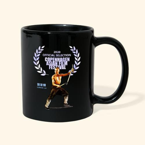 CAFF - Official Item - Shaolin Warrior 2 - Ensfarvet krus