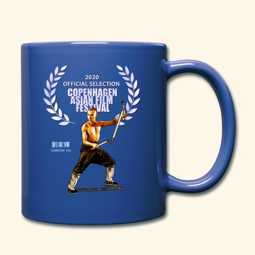 CAFF - Official Item - Shaolin Warrior 2 - Mok uni