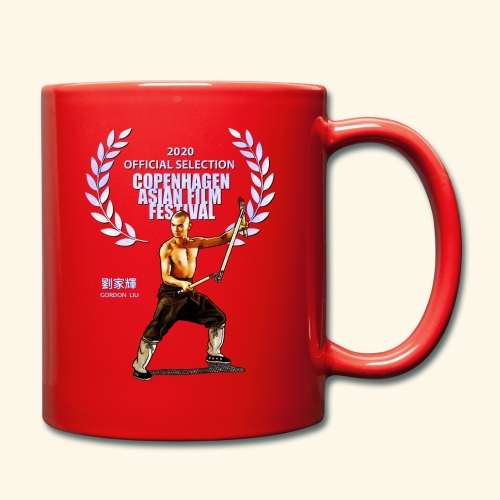 CAFF - Official Item - Shaolin Warrior 2 - Mok uni