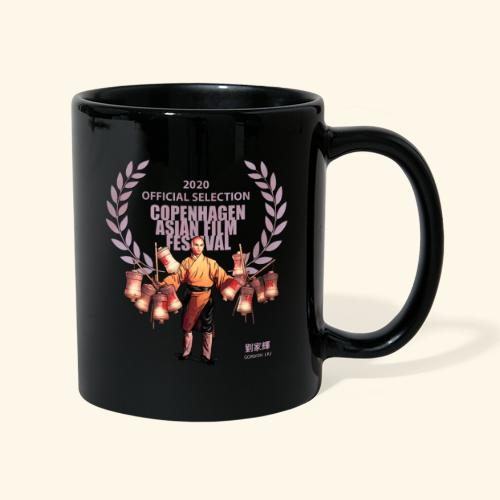 CAFF - Official Item - Shaolin Warrior 4 - Ensfarvet krus