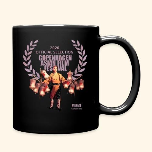 CAFF - Official Item - Shaolin Warrior 4 - Ensfarvet krus