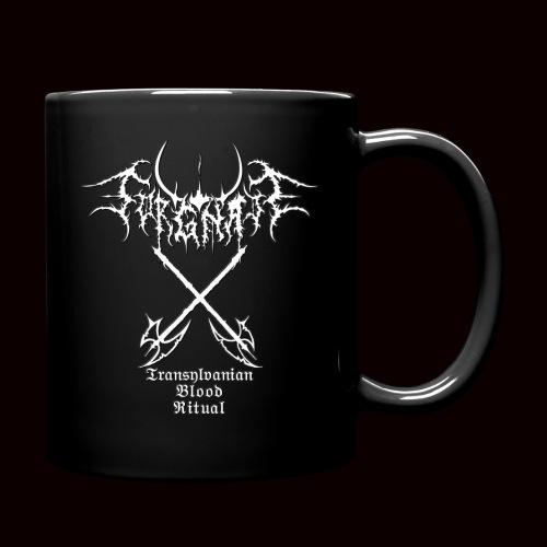 Sorgnatt - Transylvanian Blood Ritual - Full Colour Mug