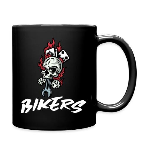 biker 666 - Mug uni