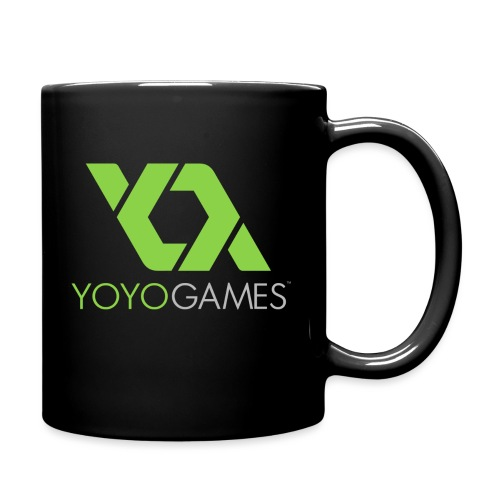 yoyo white tee2 png - Full Colour Mug