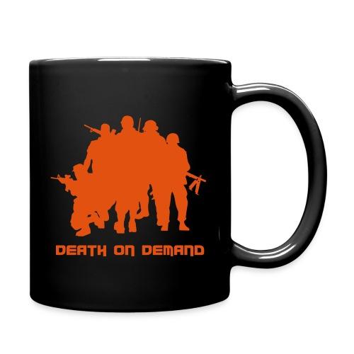 t-shirt_orange von cun - Tasse einfarbig