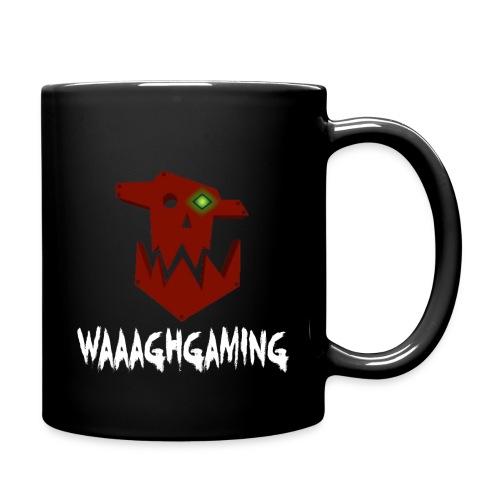 waaaghgaming logo - Tasse einfarbig