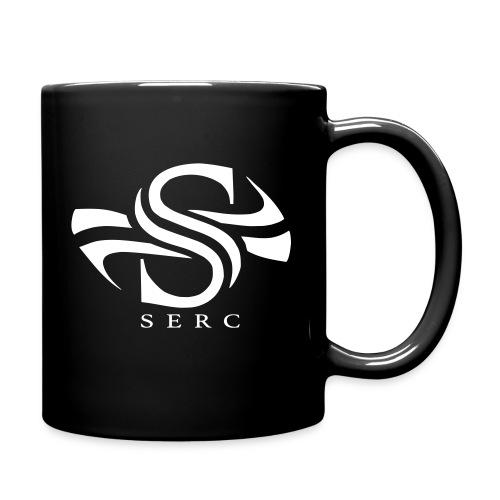 Serc Logo - Tasse einfarbig