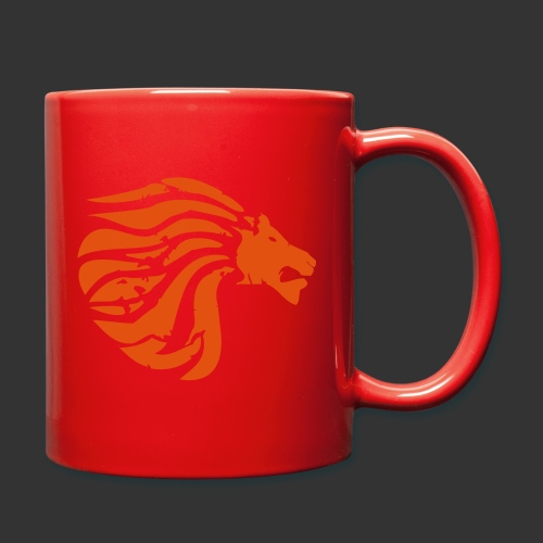 Ulan Bator Lion - Full Colour Mug