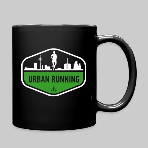 UrbanRunningLogo - Tasse einfarbig