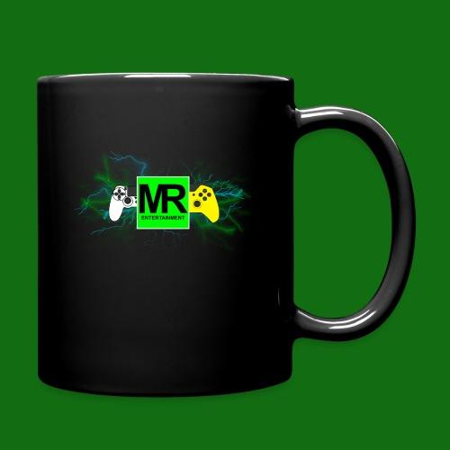 MRE Logo + Controller - Tasse einfarbig