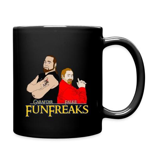 FunFreaks Shirt Motiv png - Tasse einfarbig