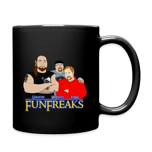 FunFreaks Shirt Motiv 02 png - Tasse einfarbig