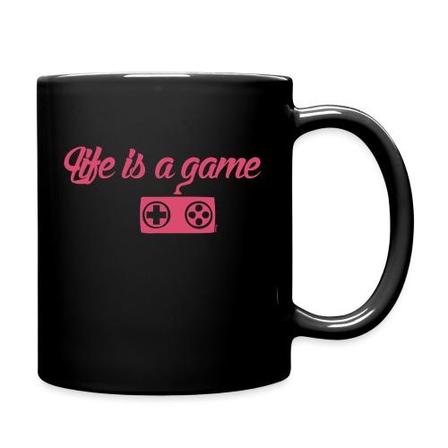 Life is a game (F) - Mug uni