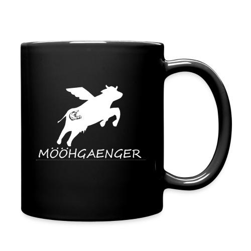 möhgaenger2 png - Tasse einfarbig