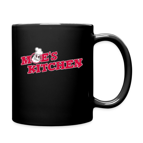 Moe's Kitchen Logo - Tasse einfarbig