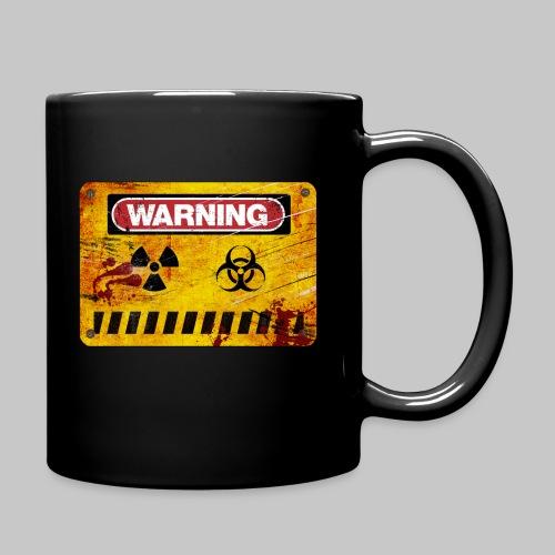 Warning - Mug uni